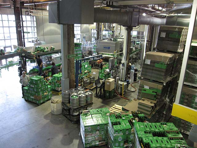 Steam Whistle Brewery - Outings ca